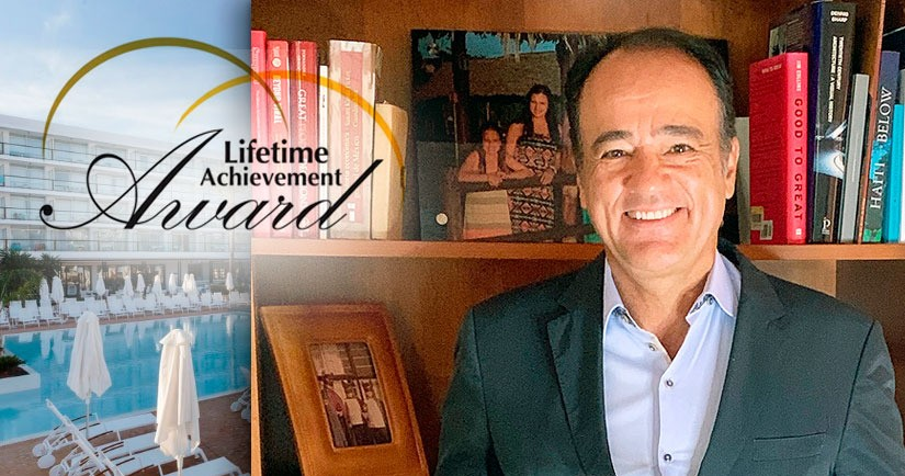 Alex Zozaya galardón Lifetime Achievement Award