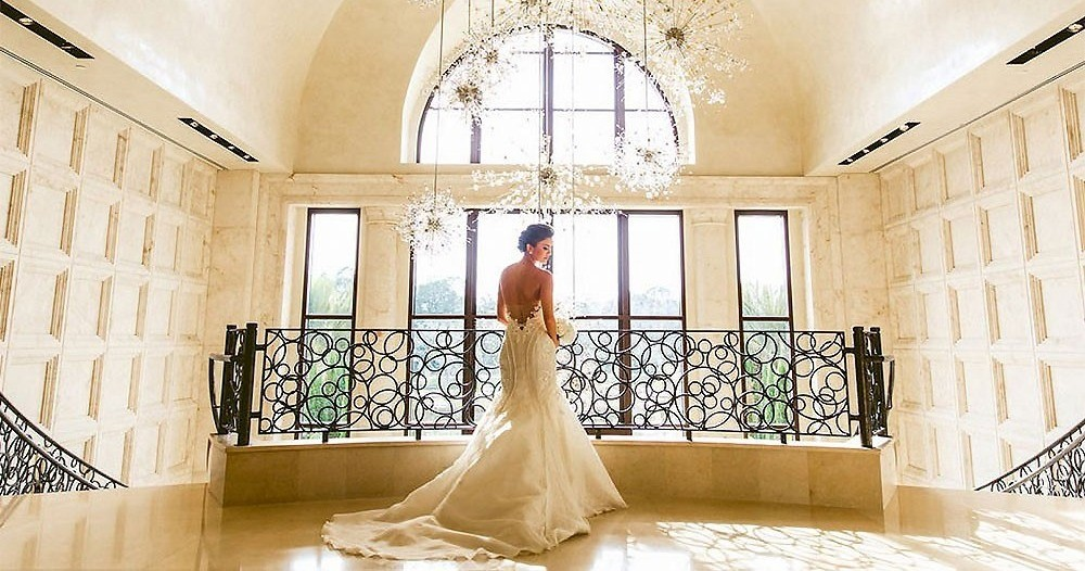 Four Seasons Orlando Resort weddings
