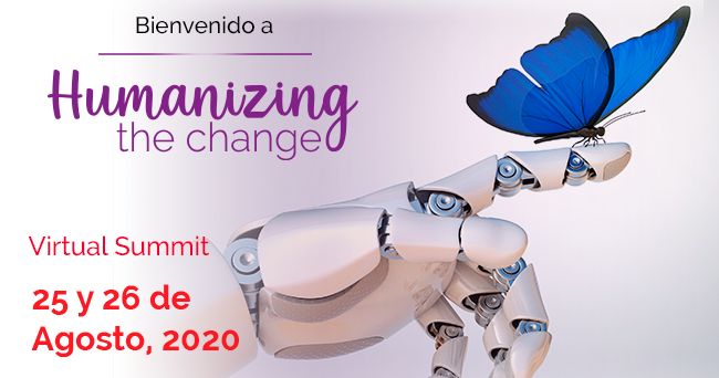 Humanizing the change - Virtual Summit