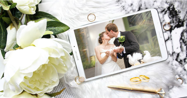 Boda digital, presencia virtual