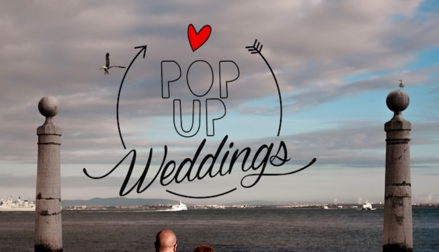 Pop Up Weddings