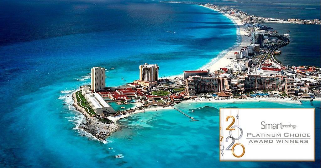 Caribe Mexicano. Platinum Choice Awards 2020