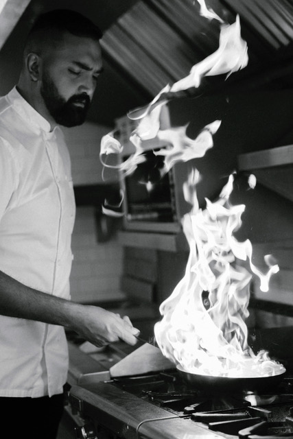 chef Acosta, The Brick Hotel