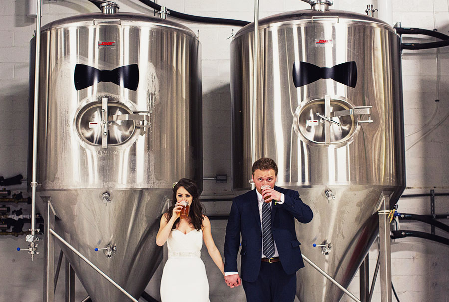 brewing Orlando weddings