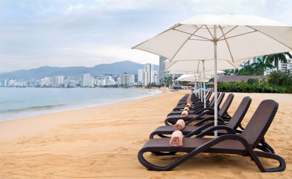 Dreams Acapulco Resort & Spa-playa