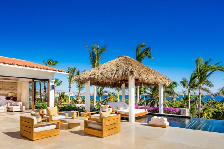 One & Only Palmilla villas