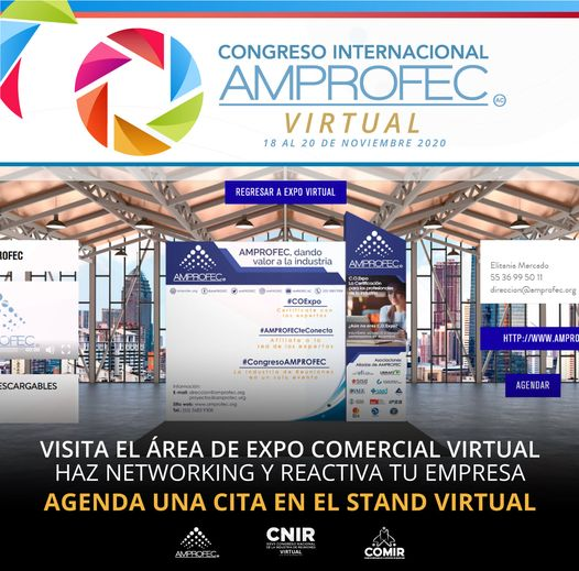AMPROFEC VIRTUAL CONGRESO INTERNACIONAL 2020
