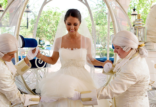 Florida Disney Orlando weddings
