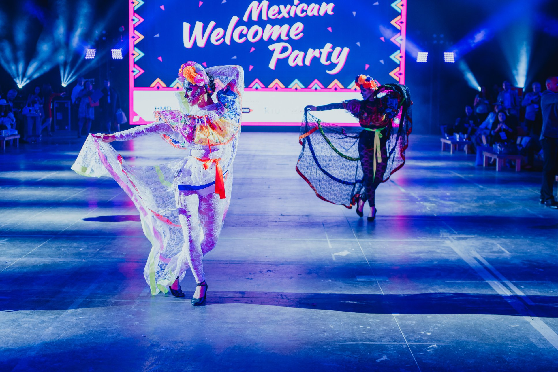 Mexican Welcome Party ibtm